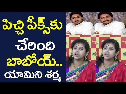 TDP Sadineni Yamini Jokes On YS Jagan, PM Modi, Andhra Pradesh, AP election Results, Take One media