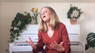 Rachelle Ferrell - Peace On Earth (cover by Paula Brzóska)