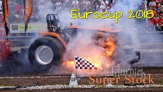 Super Stock Brande 2018 DK EUROCUP ☀☂ Tractor Pulling Full Class DTP