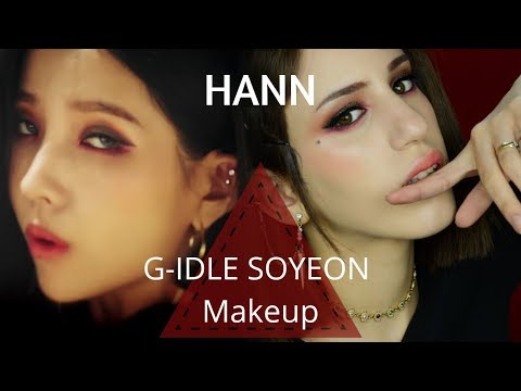 (G)I-DLE - HANN (Alone) - (여자)아이들 '한 Soyeon Inspired Makeup