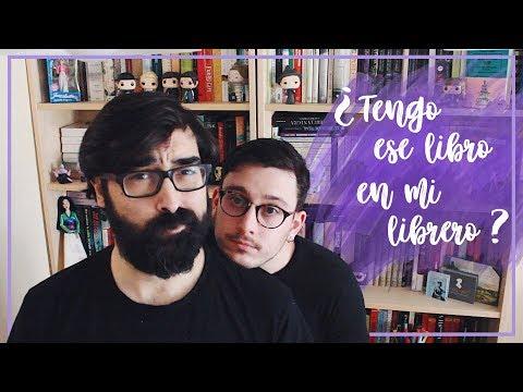 RETO CON MI NOVIO: ¿TENGO ESE LIBRO EN MI LIBRERO / ESTANTERÍA? | CHALLENGE | Mikey F.