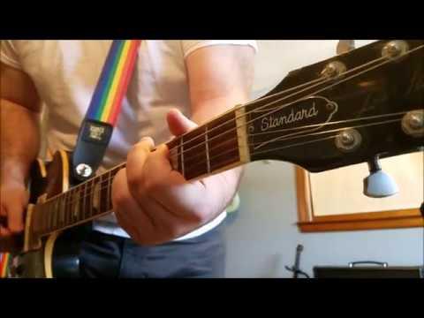 Blink 182  Apple Shampoo Guitar