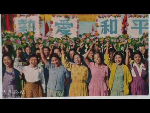 Joan Hinton on the establishment of the People's Republic of China, 1949