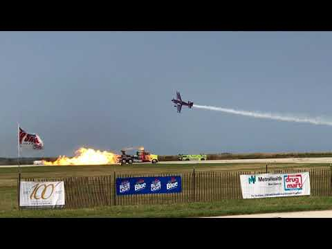 2017 Cleveland National Airshow Highlights