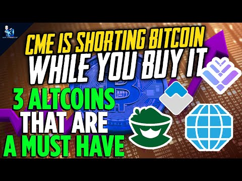 Bitcoin Shorts: SETTING NEW RECORDS!   Bitcoin Chart Showing Signs Of A Storm   10X Altcoins