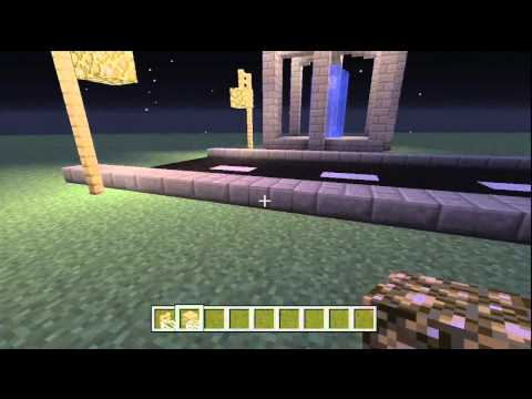 Lets Play - Minecraft Creative Craft  Episode 1 | The Start of our first town