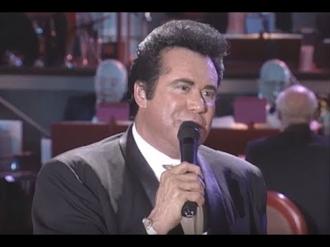 "Wayne Newton - ""I Can't Help Falling In Love With You"" (1994) - MDA Telethon"