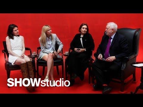 Chanel - Haute Couture Autumn/Winter 2013 Panel Discussion