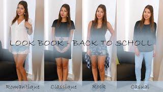 4 idées de tenues pour la rentrée [ LOOKBOOK / BACK TO SCHOOL ] Thumbnail