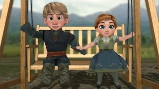 Do You wanna play with me? Elsa & Anna Kids Episode 1 - Frozen Princess Parody