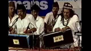 Sabri Brothers - Tajdar-e-Haram Part 3/5