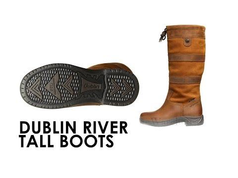 Dublin River Women's Tall Boots