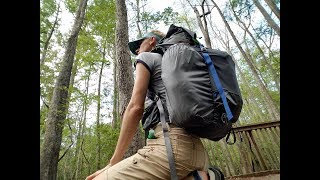 Review of Gossamer Gear Mariposa 60L backpack