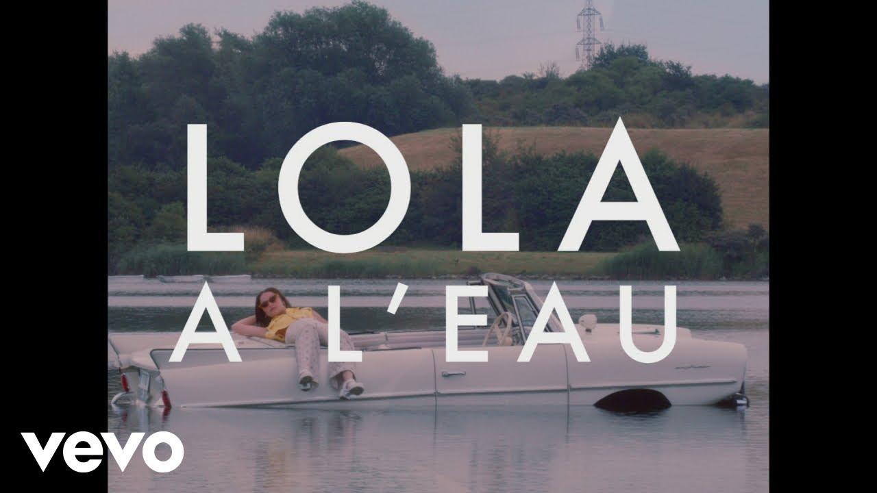 Download Lola Le Lann - Lola à l'eau (Clip officiel)
