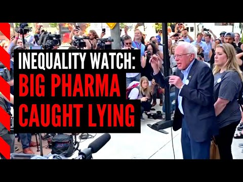 Big Pharma is trying to scare you so they can gouge you even more for lifesaving drugs