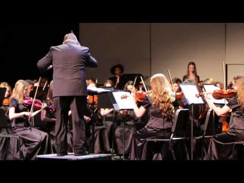 Wizards in Winter  Boyd HS Chamber Orchestra