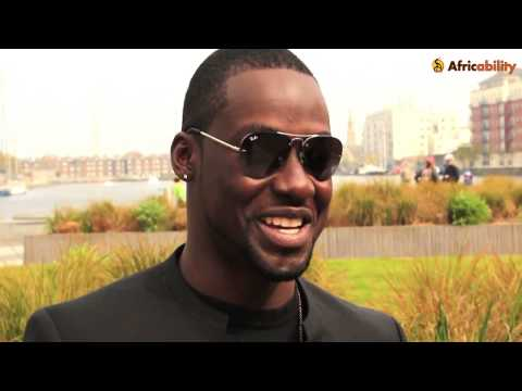 "Chris Attoh ""One Night in Vegas"" Interview with Africability in Dublin"