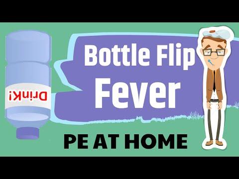 Bottle Flip Fever - PE at Home