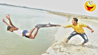 TRY NOT TO LAUGH CHALLENGE/Must Watch Top Funny Comedy videos 2020/ Bindass club