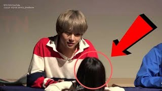 Download Video BTS V telling pretty girl she can call him her boyfriend caught by fancam MP3 3GP MP4