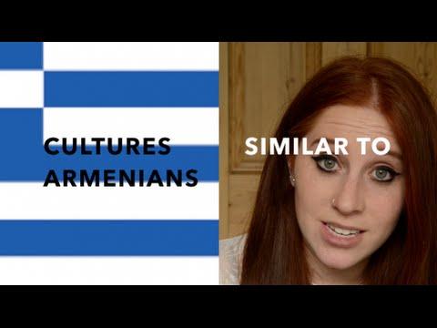 CULTURES Similar To ARMENIANS