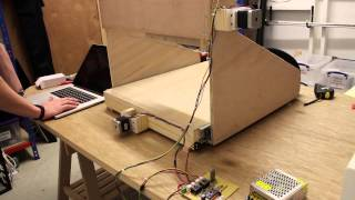 Drawer Slide Cnc Build - 3