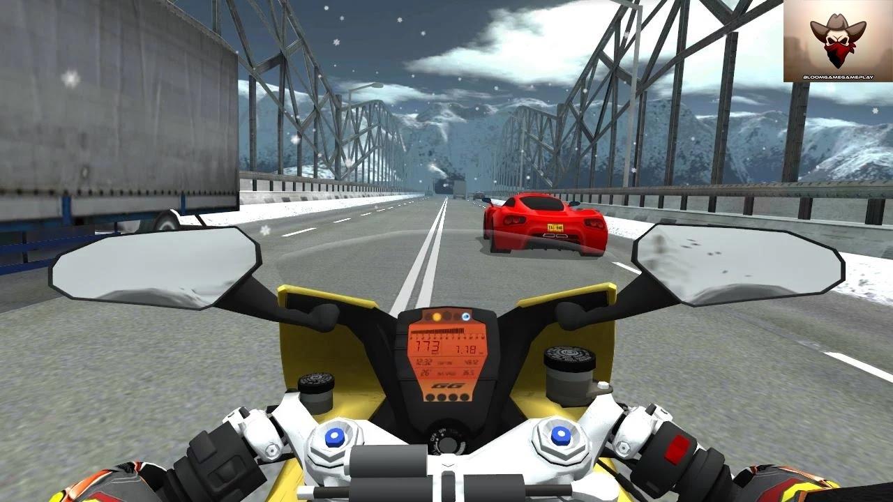 Moto Racing 3D - Android Gameplay Full HD (By Gameguru)