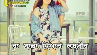 GEETA ZAILDAR : Khandani Munda (SONG STATUS) GURLEZ AKHTER // LATEST PUNJABI NEW SONG 2019 WHATSAP