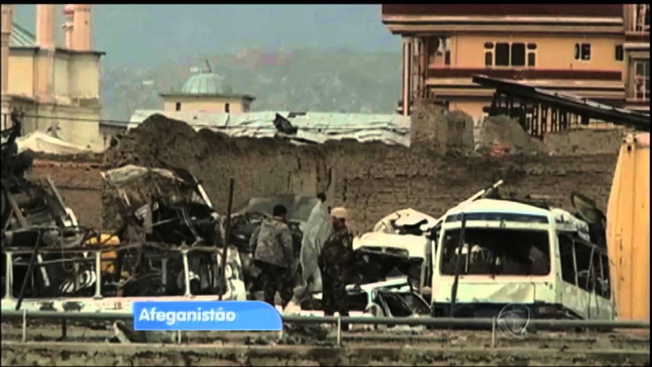 Resultado de imagem para Atentados terroristas matam pelo menos 53 pessoas no Afeganistão