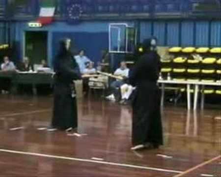 CCII 2008 - TAIKAI - ZAGO VS MORETTI