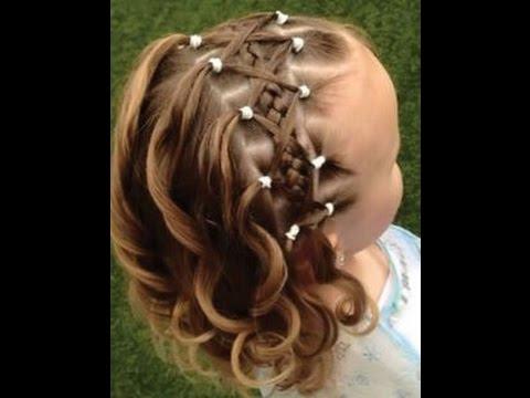 peinados fciles y rpidos para nia mejores tendencias
