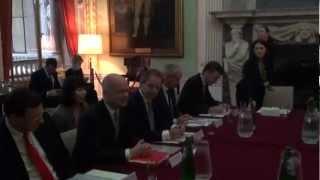 玄葉外務大臣の欧州(フランス,英国,ドイツ)訪問