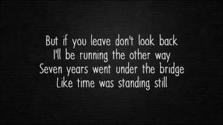 OMD - If You Leave (Lyrics)