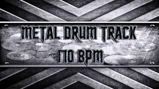 Metal Drum Track 170 BPM (HQ,HD)