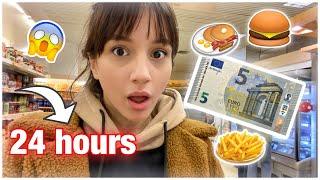 Τρώω μόνο με 5 € για 24 ώρες | Marianna Grfld