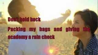 Imagine Dragons (It's time) - Luke Conard & Missglamorazzi (Lyrics)