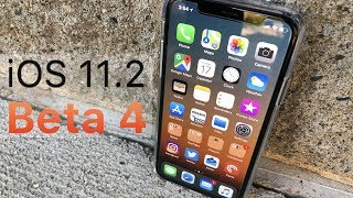 iOS 11.2 Beta 4 - What's New?