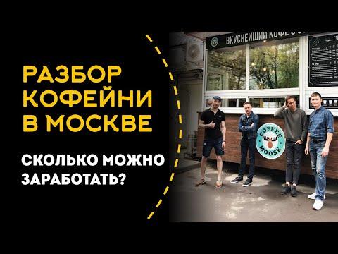 Как открыть кофейню кофе с собой по франшизе в Москве. Разбор.