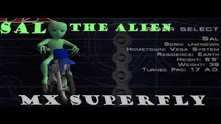 MX Superfly Sal The Alien