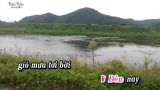 Liên Khúc Dân Ca-Chuyện Tình Kẻ Đưa Đò-karaoke demo-Dương Hồng Loan ft Lưu Chí Vỹ