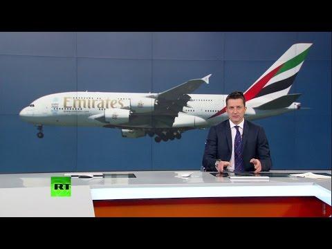 Сотрудник Emirates: Я видел, как пилоты спят во время турбулентности и посадки самолета