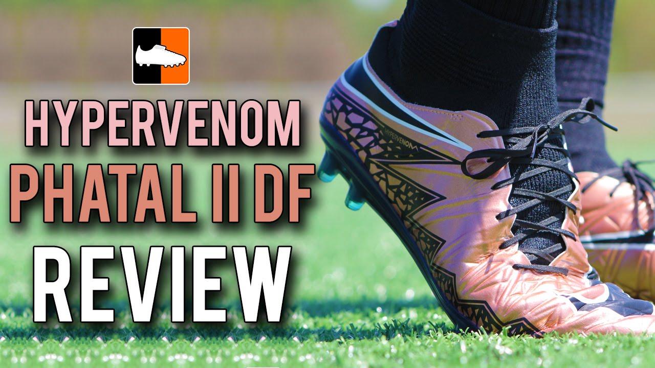 e43f1a3dc Nike Hypervenom Phatal II DF Review Feat. Seb Hernando - YouTube