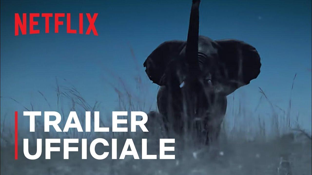 Netflix |  Notte sul pianeta terra |  Alessandra Mastronardi voce narrante italiana della