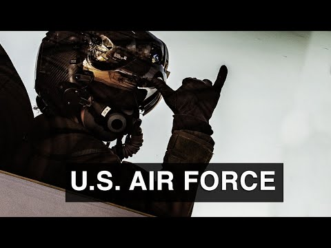 U.S. Air Force / the most dangerous air force in the world