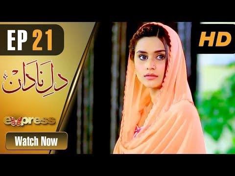 Dil E Nadaan - Episode 21 - Express Entertainment Drama