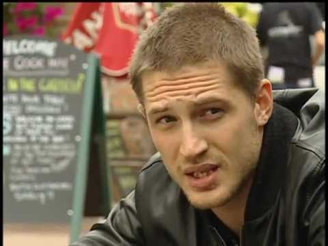 """Tom Hardy exclusive interview from the """"Stuart A Life Backwards"""" DVD"""