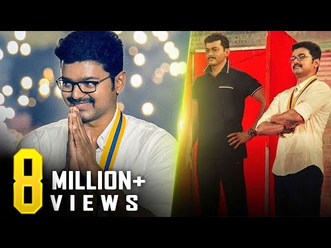 Vijay's Full Speech Official Video | Vijay's life like wax statue | The Samrat