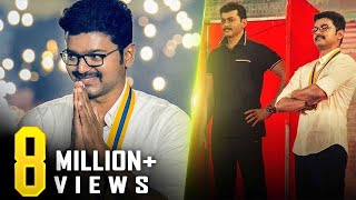 Vijay's Full Speech Official Video | Vijay's life like wax statue | The Samrat