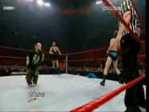 WWE RAW 1/18/10 PART 8 8/8 (HQ)