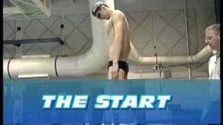 Michael Phelps butterfly training (part 17)